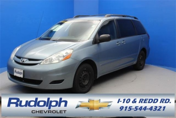 2009 Toyota Sienna 5dr 7 Pass Van LE FWD