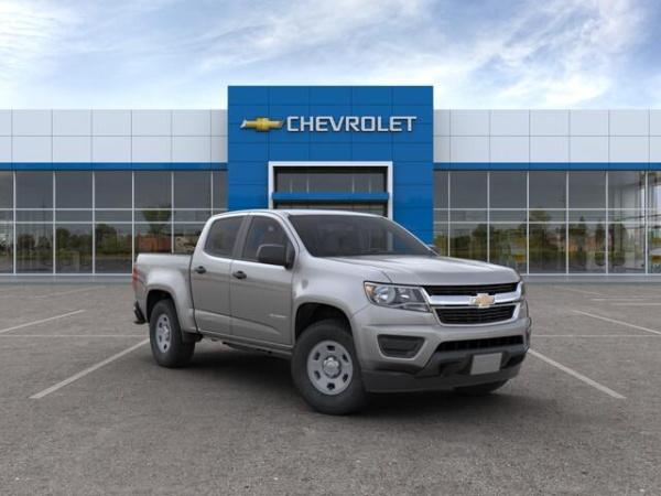 2020 Chevrolet Colorado in El Paso, TX