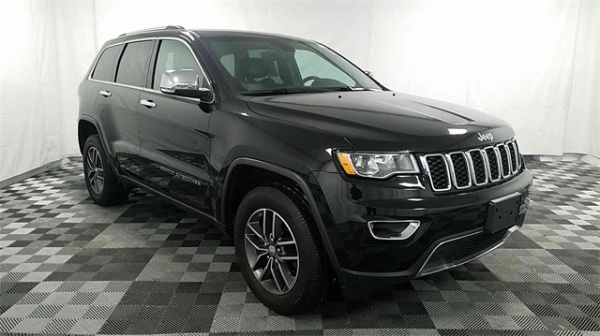 2017 Jeep Grand Cherokee in Derby, CT