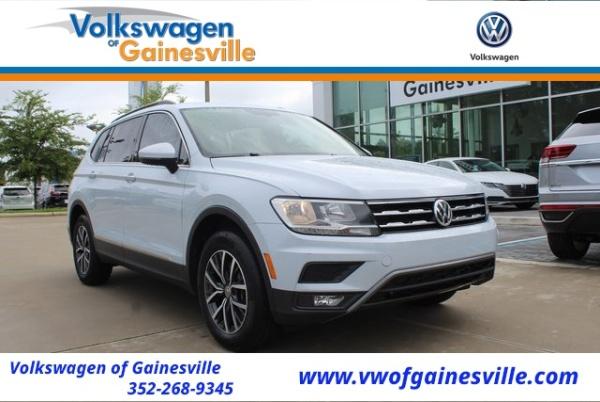 2018 Volkswagen Tiguan in Gainesville, FL