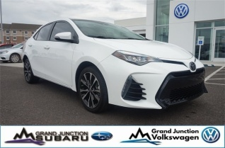 Beautiful Used 2017 Toyota Corolla SE CVT For Sale In Grand Junction, CO
