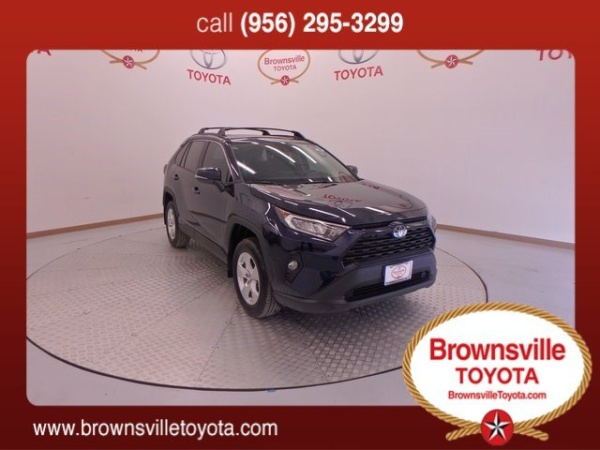 2019 Toyota RAV4 in Brownsville, TX