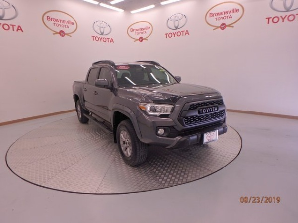 2017 Toyota Tacoma in Brownsville, TX