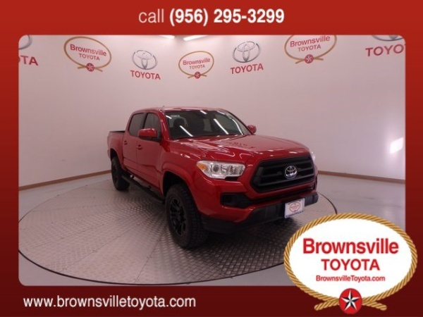 2020 Toyota Tacoma in Brownsville, TX
