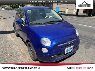 2017 Fiat 500 Pop Hatch For In Portland Or