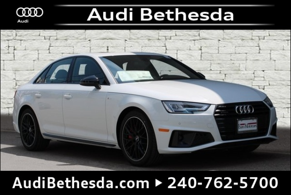 2019 Audi A4 in Bethesda, MD