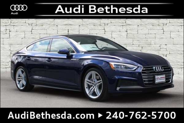 2019 Audi A5 in Bethesda, MD