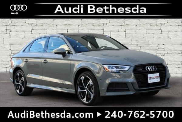 2020 Audi A3 in Bethesda, MD