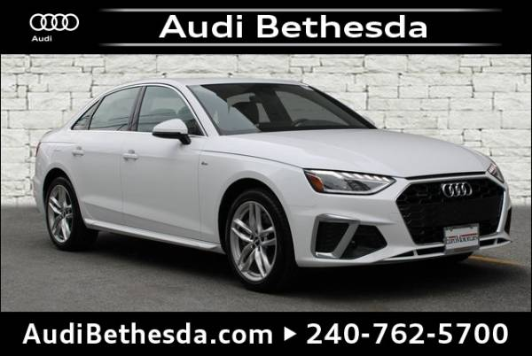 2020 Audi A4 in Bethesda, MD