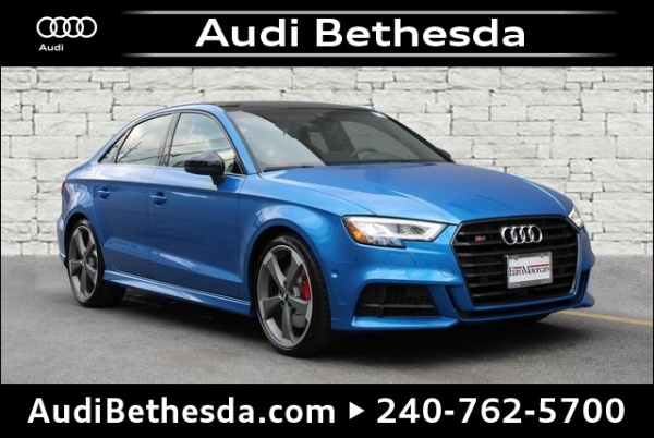2020 Audi S3 in Bethesda, MD