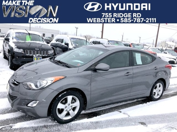 2012 Hyundai Elantra in Webster, NY