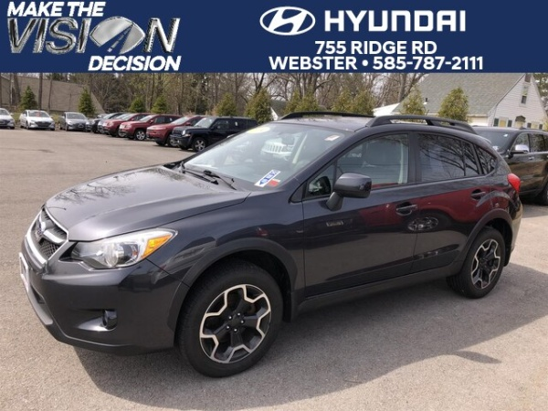2014 Subaru XV Crosstrek in Webster, NY
