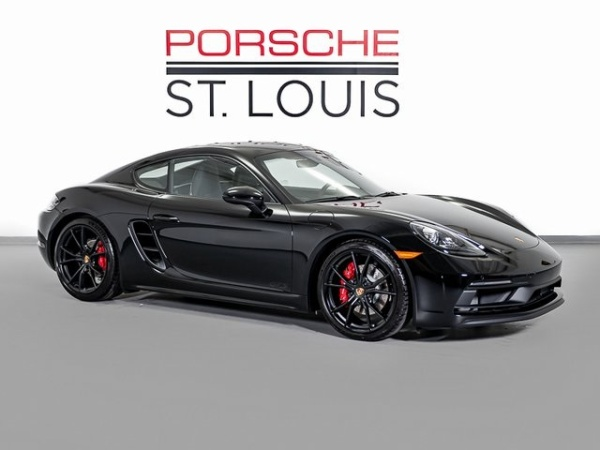 2019 Porsche 718 Cayman in St. Louis, MO