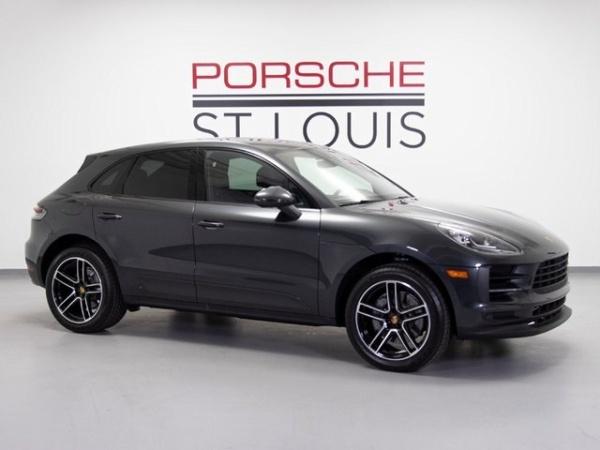 2020 Porsche Macan in St. Louis, MO