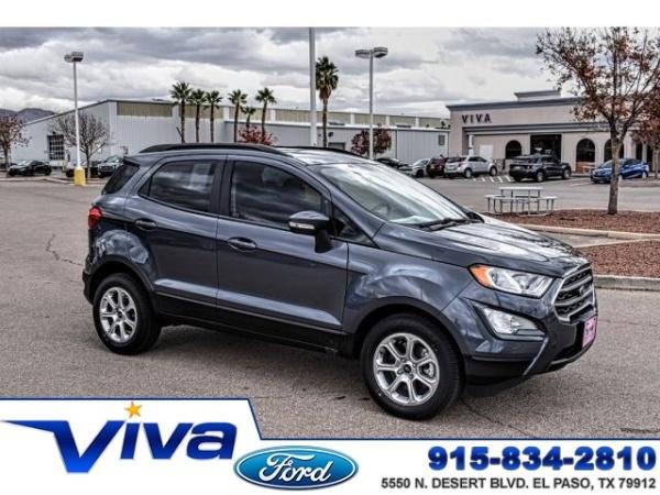 2020 Ford EcoSport in El Paso, TX