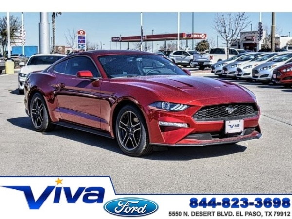 Viva Ford El Paso >> 2019 Ford Mustang Ecoboost Fastback For Sale In El Paso Tx Truecar