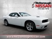 2018 Dodge Challenger SXT RWD Automatic for Sale in McDonough, GA