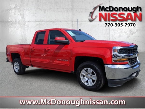 2019 Chevrolet Silverado 1500 LD in McDonough, GA