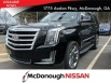 2018 Cadillac Escalade Luxury 2WD for Sale in McDonough, GA