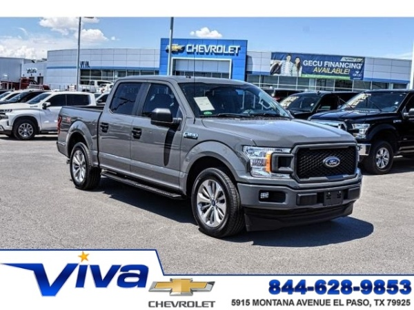 Viva Ford El Paso >> Ford F 150