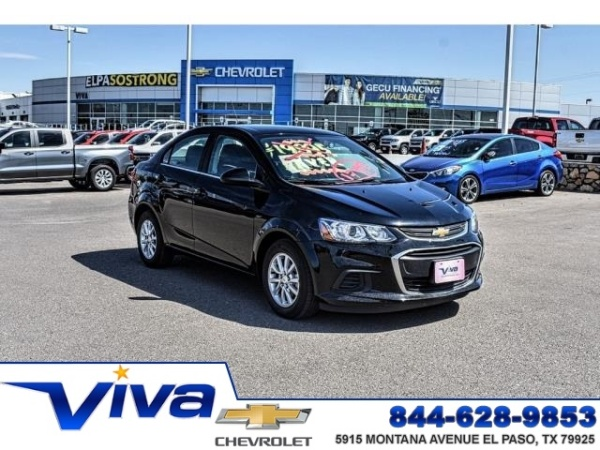 Chevrolet El Paso >> Chevrolet Sonic