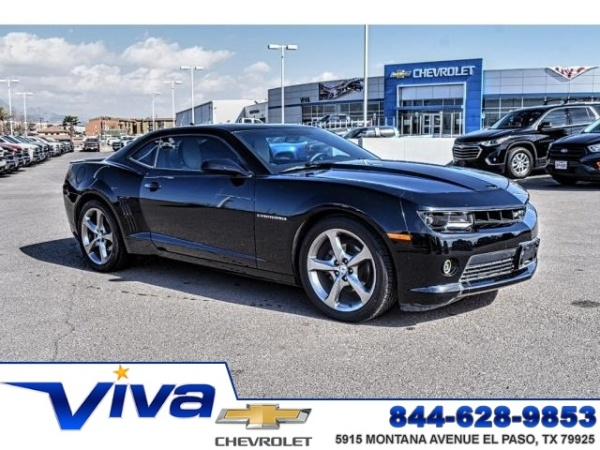 50 Best El Paso Used Chevrolet Camaro For Sale Savings From 3 669