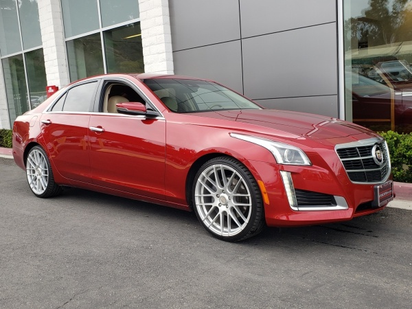 2014 Cadillac CTS in Mission Viejo, CA