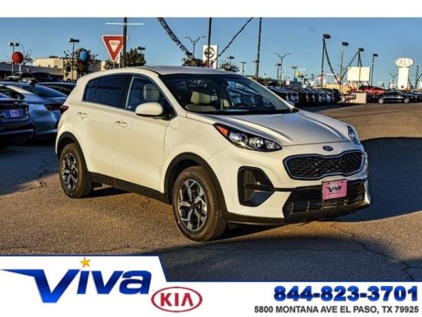 2020 Kia Sportage in El Paso, TX