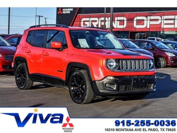 2015 Jeep Renegade in El Paso, TX