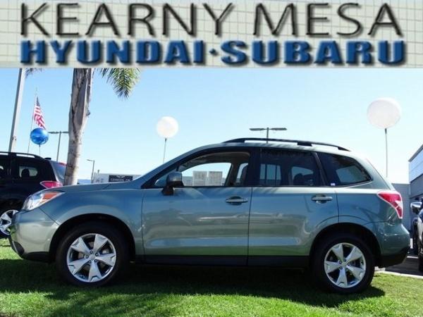 2016 Subaru Forester in San Diego, CA