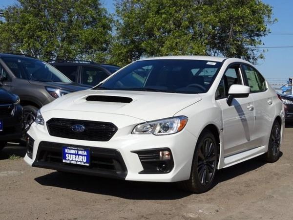 2020 Subaru WRX in San Diego, CA