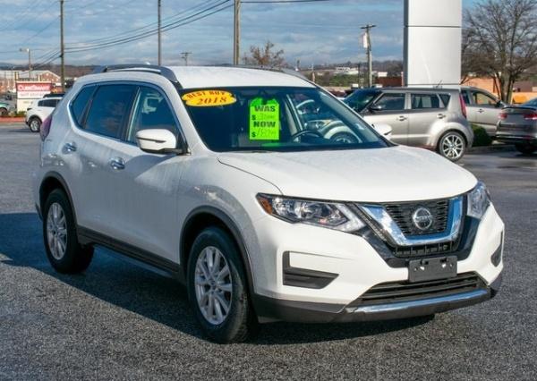 2018 Nissan Rogue in Greenville, SC