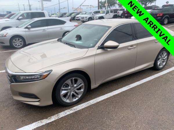 2018 Honda Accord in El Paso, TX
