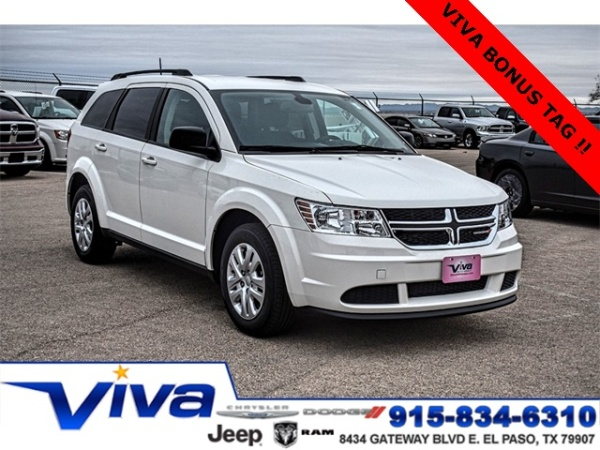 2019 Dodge Journey in El Paso, TX
