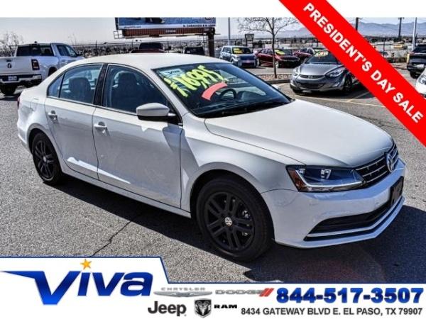2018 Volkswagen Jetta 1.4T S