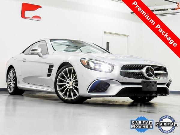 2017 Mercedes-Benz SL in Marietta, GA