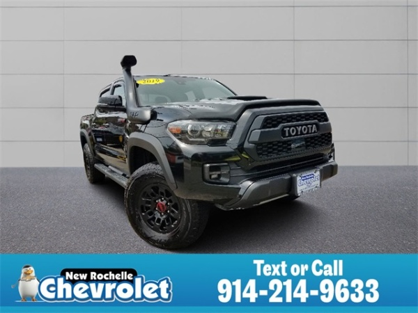 2019 Toyota Tacoma Trd Pro Double Cab 5 Bed V6 4wd Manual