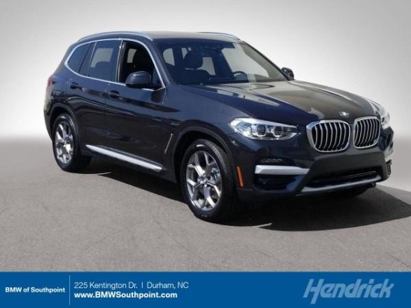 2020 BMW X3 in Durham, NC