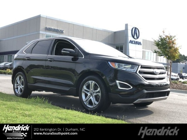 2017 Ford Edge in Durham, NC