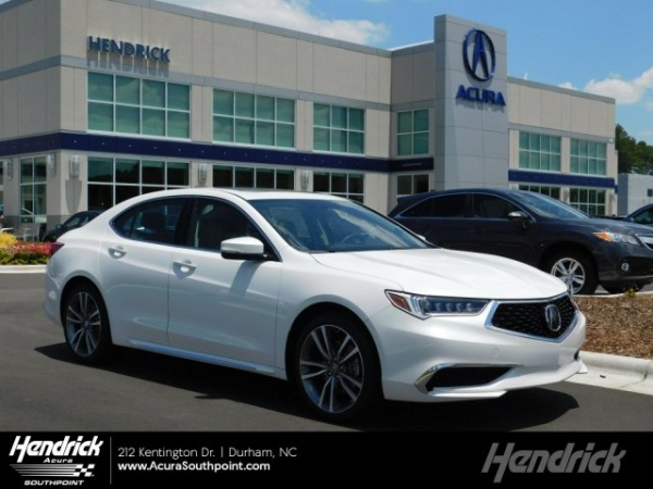 2019 Acura TLX 3.5L SH-AWD with Technology Package