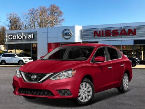 2019 Nissan Sentra in Medford, MA