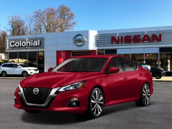 2019 Nissan Altima in Medford, MA