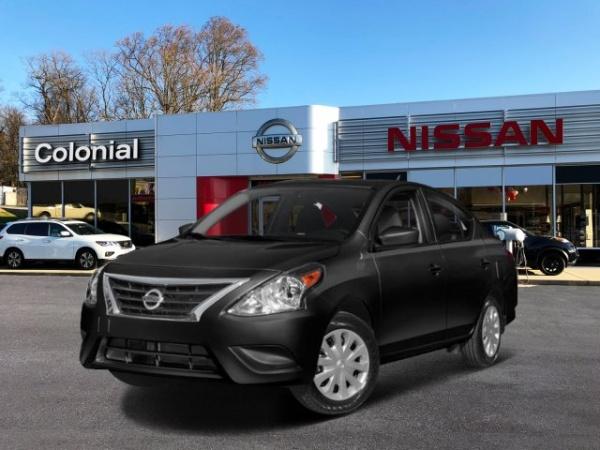 2019 Nissan Versa in Medford, MA