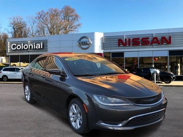 2015 Chrysler 200 in Medford, MA
