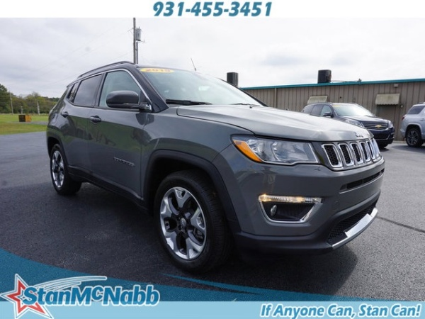 2019 Jeep Compass in Tullahoma, TN