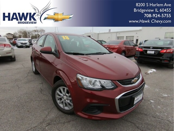 2018 Chevrolet Sonic in Bridgeview, IL