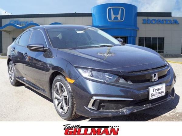 2019 Honda Civic in Rosenberg, TX