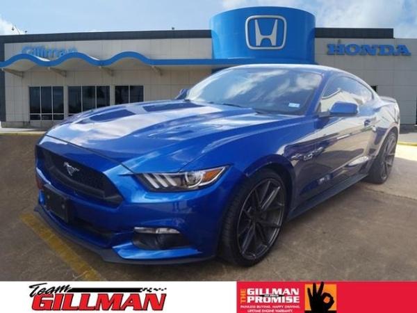 2017 Ford Mustang in Rosenberg, TX