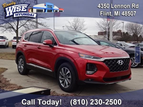 2020 Hyundai Santa Fe in Flint, MI