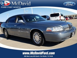 Used Lincoln Town Car For Sale In Dallas Tx 4 Used Town Car